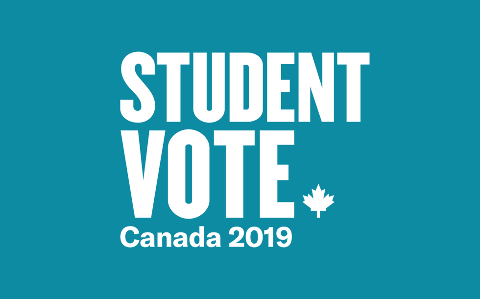 Elections SK and CIVIX launch the Student Vote program in Saskatchewan