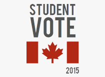 Student Vote 2015 Social Media Contest Winners